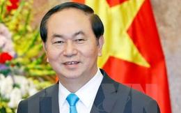 Chủ tịch nước thăm cấp Nhà nước tới Trung Quốc