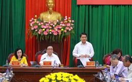 Chủ tịch Hà Nội: Thủ trưởng các đơn vị cần tránh tiếp dân xong về… bỏ đấy