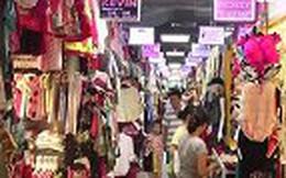 Có gì trong khu chợ dưới lòng đất đầu tiên ở TP.HCM?