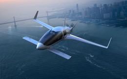 Lấy cảm hứng từ phi cơ chiến đấu cổ điển, đây là chiếc máy bay tư nhân hạng sang mà doanh nhân nào cũng muốn sở hữu