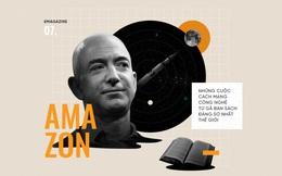 Những cuộc cách mạng công nghệ phi thường đến từ gã bán sách đáng sợ nhất thế giới