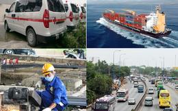 Chính sách Giao thông vận tải có hiệu lực từ tháng 09/2017