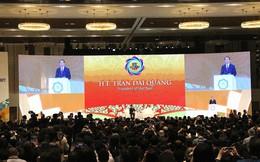 Chủ tịch nước Trần Đại Quang: Cộng đồng doanh nghiệp khu vực APEC cần chung tay giải quyết 3 vấn đề cấp bách