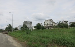 Đất ở trên 2.000 m2 tại TP HCM muốn tách thửa phải lập dự án