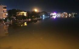 Video: Nước sông Châu Giang tràn bờ kè, nhiều nhà dân ở Hà Nam bị ngập