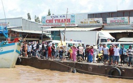 Chìm tàu tại Bạc Liêu: 2 nữ sinh thiệt mạng, 12 người bị thương