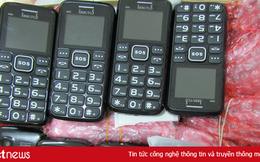 Bắt giữ 300 chiếc điện thoại buôn lậu từ Trung Quốc