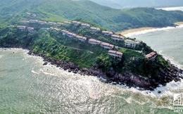 Toàn cảnh khu nghỉ dưỡng Laguna Lăng Cô đề xuất tăng vốn lên 2 tỷ USD làm casino nhìn từ trên cao