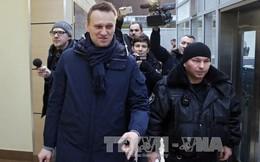 Ủy ban bầu cử trung ương Nga không cho phép thủ lĩnh đối lập tranh cử Tổng thống