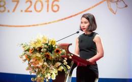 Chân dung ái nữ của đại gia Lê Thanh Thản