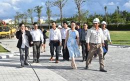 """""""Đột nhập"""" công trường các đại dự án phục vụ Diễn đàn APEC 2017 tại Đà Nẵng"""