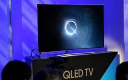 """Dòng TV QLED của Samsung đang phất lên như """"diều gặp gió"""" trên thị trường cao cấp"""