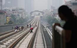 Đường ray Cát Linh-Hà Đông bị gỉ: Hậu quả thế nào?