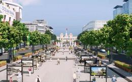TPHCM triển khai 8 tuyến đường đi bộ khu vực trung tâm