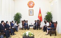 Thủ tướng mong Samsung tiếp tục mở rộng đầu tư tại Việt Nam