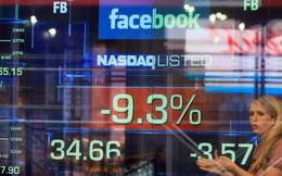 """""""Tứ đại gia"""" công nghệ Mỹ mất 60 tỷ USD vốn hóa trong 1 ngày"""