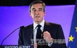 Cảnh sát Pháp khám xét biệt thự của ứng viên tổng thống Fillon