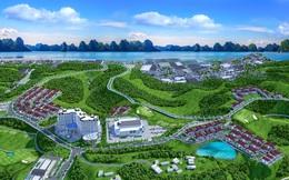 6 khu đô thị trị giá hàng chục tỷ USD đang xây dựng ở Hạ Long
