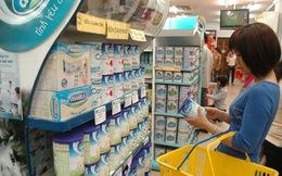 Hà Nội áp dụng bình ổn giá sữa với trẻ dưới 6 tuổi