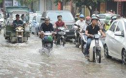 Muốn chống ngập, Hà Nội cần cải thiện hệ thống thoát nước