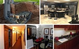 Khám phá căn hầm trăm tỷ dưới lòng đất làm nơi trú ẩn cho giới siêu giàu