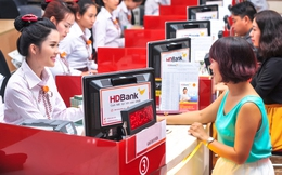 HDBank bất ngờ báo lãi trước thuế hơn 1.900 tỷ đồng trong 9 tháng đầu năm, cao gấp 3,5 lần cùng kỳ 2016