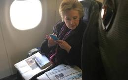 Bà Clinton làm dậy sóng mạng xã hội vì bê bối email cá nhân của đối thủ