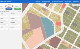 Từ tháng 12/2017, người dân TP.HCM có thể xem quy hoạch qua internet và smartphone
