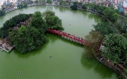 """Chủ tịch Nguyễn Đức Chung: """"Chúng tôi chưa ai đặt vấn đề trồng lại cây xanh quanh Hồ Gươm"""""""