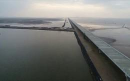 Xây cầu dài 130m thần tốc trong 50 ngày nhờ công nghệ mới