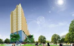 Dự án giá rẻ 580 triệu/căn chất lượng cao khai trương nhà mẫu tại Hà Nội