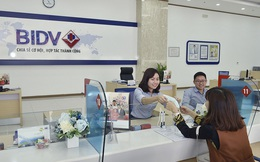 BIDV báo lãi trước thuế 2.277 tỷ đồng trong quý I, tăng 9,6% so với cùng kỳ