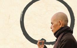 """Thiền sư Thích Nhất Hạnh: """"Nếu không thể thấu hiểu, bạn không thể yêu thương"""""""