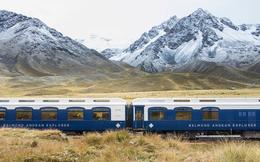 """Khám phá chuyến tàu xa xỉ dành cho những đại gia thích xê dịch tới """"nóc nhà của thế giới"""""""