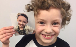 Cuộc chiến chống ung thư: Cô bé 7 tuổi hoàn toàn khỏi bệnh sau 1 năm nhờ vào điều đơn giản nhưng ít ai làm được