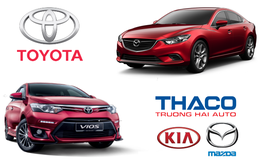 Cuộc đối đầu Toyota vs. Thaco: So kè khốc liệt trên mọi phân khúc xe