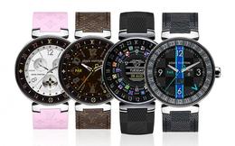 """""""Ông lớn làng thời trang"""" Louis Vuitton ra mắt mẫu đồng hồ thông minh độc đáo, thời thượng"""