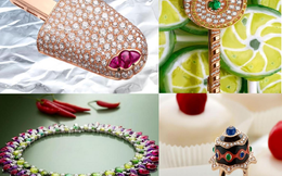 Ấn tượng nước Ý qua bộ sưu tập trang sức cao cấp Festa của thương hiệu Bvlgari
