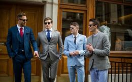 Nghệ thuật may đo ở con phố Savile Row: Quy trình tạo nên những bộ suits thiết kế độc bản cao cấp nhất