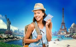 """Bỏ túi 10 bí kíp để """"đi khắp thế giới"""" với chi phí tiết kiệm đến bất ngờ"""