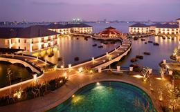 Tọa lạc tại vị trí đắc địa trên Hồ Tây, khách sạn Intercontinental Hanoi gây bất ngờ khi lỗ triền miên, âm vốn gần 900 tỷ