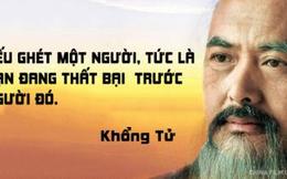 Khổng Tử dạy 8 bài học lớn ở đời, điều số 4 ai cũng có nhưng không phải ai cũng biết tận dụng