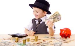 Đây là sai lầm số 1 mà nhiều cha mẹ mắc phải khi dạy con về tiền bạc