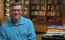 Tỷ phú Bill Gates và 3 cuốn sách mở ra thế giới mới