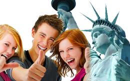 Nước Mỹ là điểm đến du học đại học được ưa thích nhất trên thế giới
