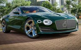 """Bentley tham vọng thiết kế chiếc xe """"mốt"""" đến tận 50 năm sau"""