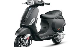 Vespa ra mắt phiên bản màu đen nhám độc quyền, ai muốn sở hữu phải sang Pháp để đặt hàng
