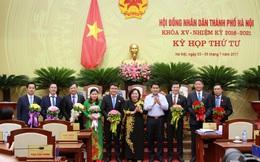 HĐND TP Hà Nội có thêm 5 Phó Trưởng ban
