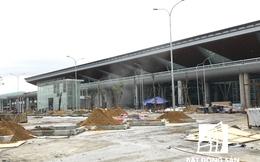 """""""Đột nhập"""" đại công trường dự án cảng hàng không quốc tế 3.500 tỷ tại Đà Nẵng"""