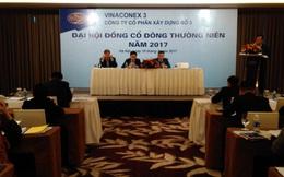 ĐHCĐ Vinaconex 3 (VC3): Bổ sung ngành nghề kinh doanh mua bán nợ, hướng tới việc thâu tóm hàng loạt quỹ đất lớn